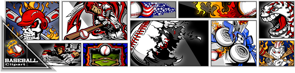 Baseball Clipart Images