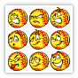 softball facial expressions clipart images